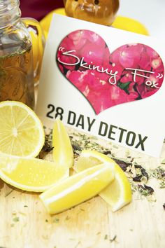 Skinny Fox Detox - 28 Days - Total Body Reboot