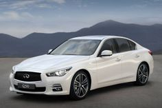 Car of the day: Infiniti Q50  View the full gallery here: http://www.cars-data.com/en/pictures-infiniti-q50-2013/3177/
