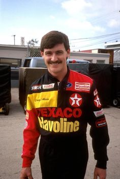 Davey Allison was tradgically injured in a crash while trying to land his helicopter at Talladega Superspeedway on July12 ,1993. Description from pinterest.com. I searched for this on bing.com/images