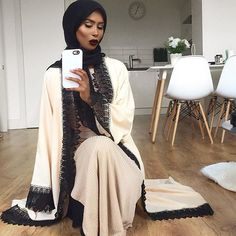 """The amazing @basma_k featured in our limited edition """"Montrose"""" abaya. Now in stock. Shop the collection now! #mariabegofficial #basma_k #designer #abaya #beauty #chic #love #style #fashionaddict #fashion #hijabers #hijabfashion #hijabstyle #instagood #uae #uk #europe"""