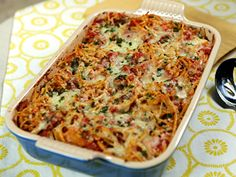Try this recipe for Spaghetti Casserole from Kimberly's Simply Southern featured on GAC!
