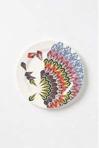 Anthropologie Alula Salad Plate
