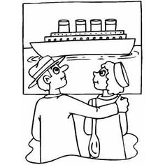 titanic coloring pages fabulous titanic coloring pages with