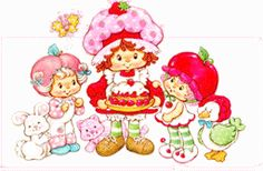 strawberry shortcake images clipart   Strawberry Shortcake Members Only - clip art