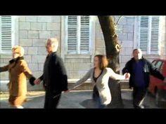 Tradicionalno novogodišnje kolo u Selcima na Braču!  1.1.2012.