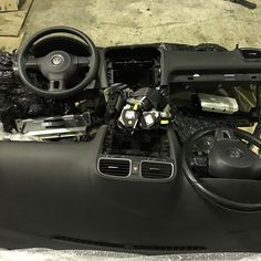 Kit Airbag VW Golf 6 Vw Golf 6, Kit