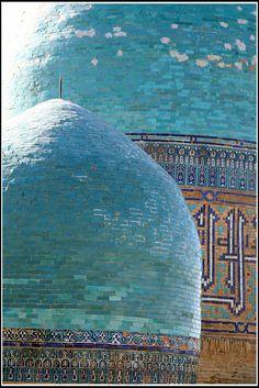 Turquoise - Samarkand | UZBEKISTAN