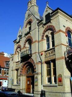 Cambridge Corn Exchange - venue for music, comedy and all kinds of live shows