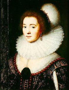 Michiel Jansz. van Miereveld, Amalia van Solms (1602-75)