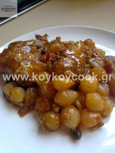 Rabbit Food, Time To Eat, Black Eyed Peas, Greek Recipes, Chana Masala, Rabbit Recipes, Cooking Recipes, Meat, Chicken