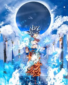 Saiyan Angel Goku by SatZBoom on DeviantArt – Tiertapete iphone Dragon Ball Gt, Mobiles, Silver The Hedgehog, Seven Deadly Sins Anime, Anime Art, Angeles, Iphone, Instagram, Deviantart