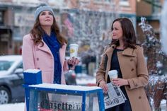 The Gilmore Girls revival that debuted on Netflix over Thanksgiving was supposed to be a stand-alone series that gave fans and creator Amy Sherman-Palladino a sense of closure.  Mull that over a large cup of coffee, a plate of old Halloween candy, and a box of Pop Tarts.