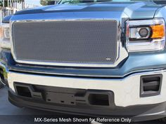 GrillCraft SW-Series Grilles are made from T-304 Stainless Steel Woven Mesh along with their exclusive micro-frame design. All SW-Series grilles are Electro polished to a high luster finish that shines like chrome, but will never rust. The SW-Series has been designed for the customer that demands the best! GrillCraft is committed to ensuring that every SW-Series Grille they produce will exceed your expectations, guaranteed.