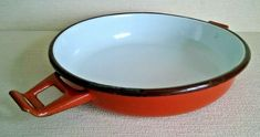 This pan is in a good condition for it's age and use. Oven Dishes, French Vintage, Terracotta, Roast, Ebay, Terra Cotta, Roasts, Baking