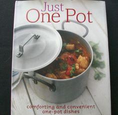 $3.00 Just One Pot 2007 HC DJ (3515-411) cookbooks, one pot recipes