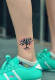 Free Tattoo Designs: Tree tattoo designs collection