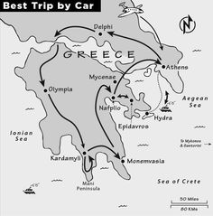 Greece Itinerary: Where to Go in Greece by Rick Steves | ricksteves.com