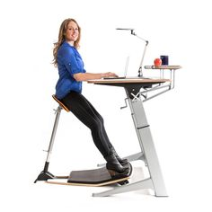 """Welcome to the next generation of standing desk design. #UprightRevolution"""