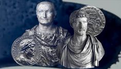 Many emperors led Rome throughout its long history but only a few left a profound mark, shaping the Empire's course. Here are the six most influential Roman emperors. Romans, Scarves, History, Accessories, Scarfs, Historia, Novels, Jewelry Accessories