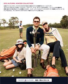 トミーヒルフィガーゴルフ ブランドコンセプト|GDOセレクトショップ