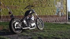 1965 Harley Davidson Panhead FLH Late 60's Chopper