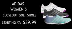 Adidas Women's Golf Shoes
