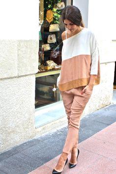 Atelier Concept top/pants - via trendytaste