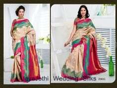 # from jayajothi silk.com # latest wedding saree collection # pure silk saree # kanchipuram silk saree # kanchi pattu