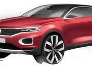 2018 Volkswagen T-Roc Exterior Computer Renderings and Photoshop - image 725913