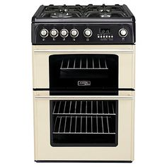 Buy Hotpoint Cannon CH60GP Gas Cooker Online at johnlewis.com