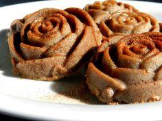 Pitadinha: Muffin de canela #lowcarb e #lactofree