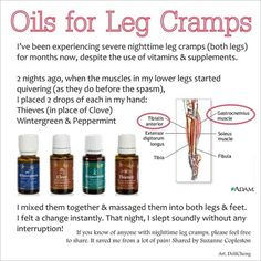 Premium Starter Kit | Wintergreen Essential Oil, Young Living Clove and Leg Cramps