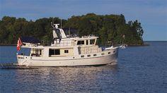 Kadey-Krogen Yachts: Krogen 48' AE