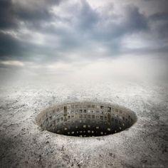 Surreal Photography by Sarolta Bán