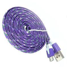 mySimple [6' Feet - 5 Pack] of Micro USB 2.0 Data Sync Ch... https://www.amazon.com/dp/B01G7J15I8/ref=cm_sw_r_pi_dp_x_WeW5xbYXMGYNB