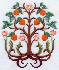 tree of life embroidery design - Google Search