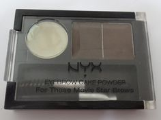 Beauty For Thought: Nyx Eyebrow Cake Powder // Review & How To