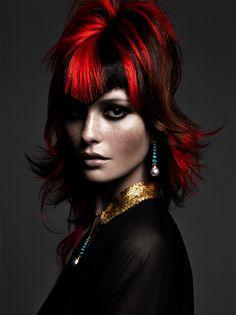 pania - rose - red hair - red - hair - color - hair - cut - fashion magazine - nicolas jurnjack -hair archives - photo : richard bailey m make up : kellie stratton http://www.artist-group.net/site/artists/show/26/Kellie-Stratton http://instagram.com/kelliestrattonmakeup hair : nicolas jurnjack https://www.facebook.com/Hair.Nicolas.Jurnjack http://instagram.com/nicolasjurnjack http://hairblog.nicolasjurnjack.com model : pania rose http://en.wikipedia.org/wiki/Pania_Rose