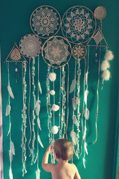 Wall hanging Dream catchers by Another Dream