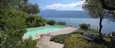 Ferienwohnungen am Gardasee San Giorgio Resort Gargnano Italien