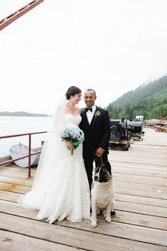 Romantic Nautical wedding