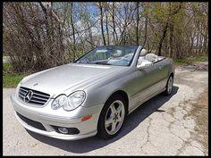 2004 Mercedes-Benz CLK500 Cabriolet for sale by Mecum Auction