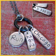 Beginning training myself to run the Chicago marathon 2013