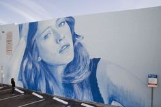 RONE Completes Portrait Mural in Hollywood, Florida (6 pictures)