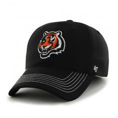 Cincinnati Bengals NFL Game Time Closer Hat (Black)