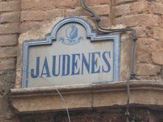 Calle Jaudenes