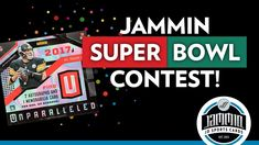 2017 Unparalleled + Super Bowl GIVEAWAY Contest