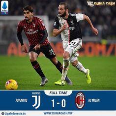 Hasil Pertandingan Juventus VS AC Milan 10 November 2019 Thing 1, November 2019, Ac Milan, Baseball Cards
