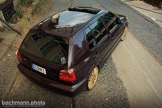 Made in Garaje: FOTOS VW GOLF MK3