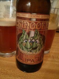 Full Pint Brewing, Chinookie IPA, 7.1% ABV